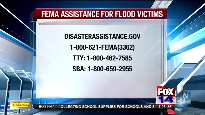 FEMA Gives Advice on Getting Aid_77388233-159532