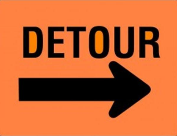 Boeuf River Bridge Closed, Alternate Detours_-56362155843958945