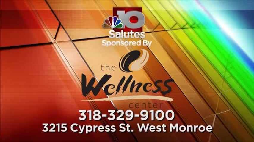Wellness Center Salute Monday