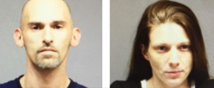Bossier Couple Arrested After Drugs Discovered in 5 of their Children