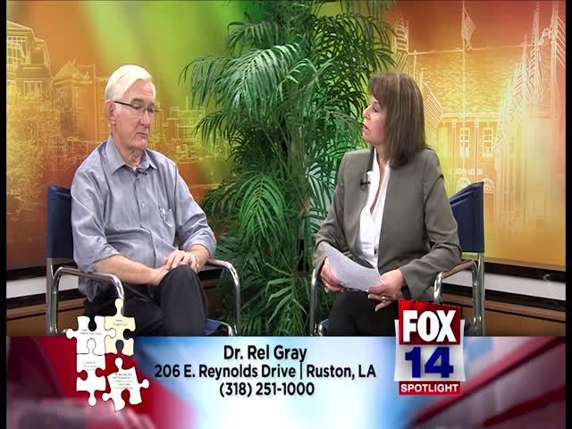 FOX Spotlight Dr. Gray - March 2017