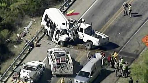 Church Van Crash Texas_1490888001419