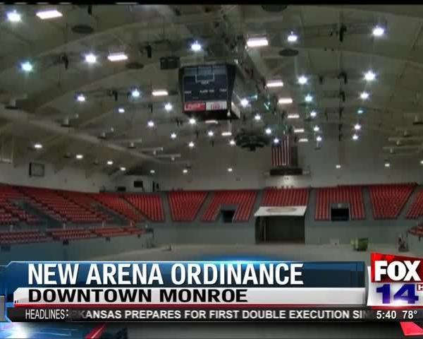 New Ordinance Arena