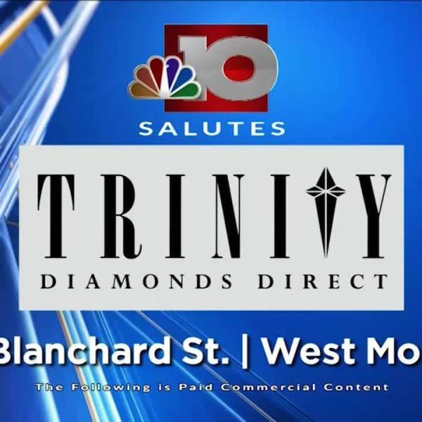Trinity Diamonds NBC 10 Salutes