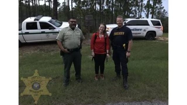 Lost hiker found after multiple-agency search in Kisatchie National on