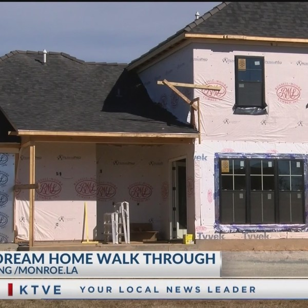 A look inside the St. Jude Dream Home under construction in Monroe