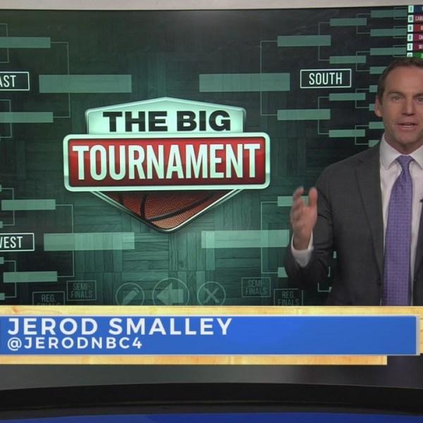 The Big Tournament Live Round 1