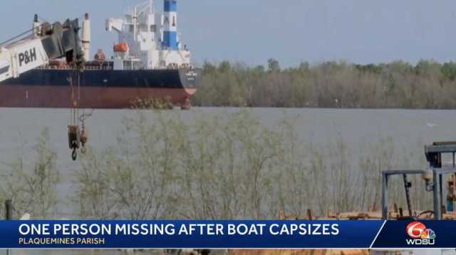 UPDATE: Coast Guard suspends search for missing Louisiana