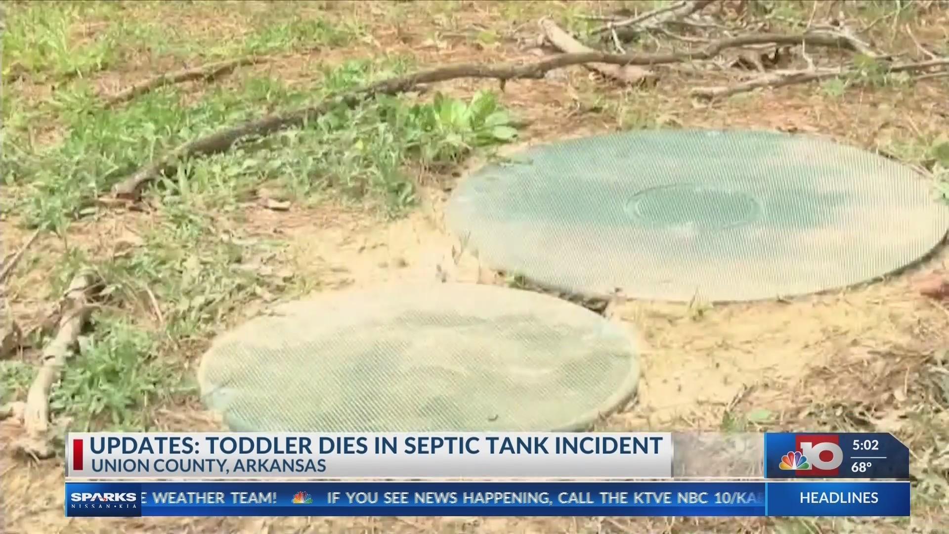 Septic Tank Update