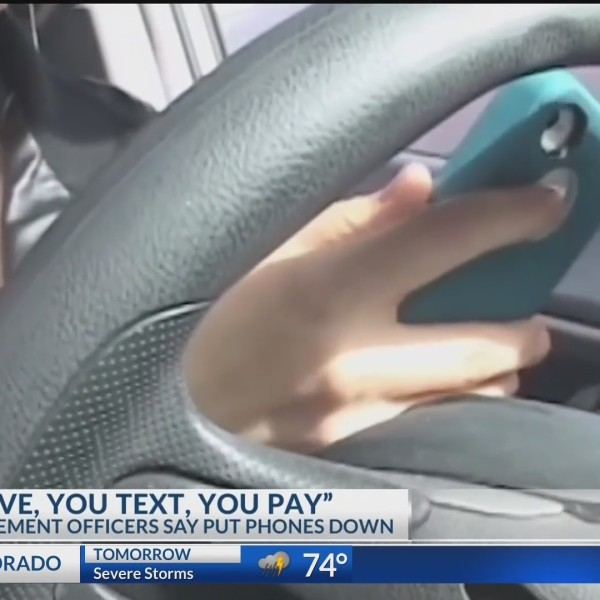 Texting and driving not talked about nearly enough as it should be, one millennial says
