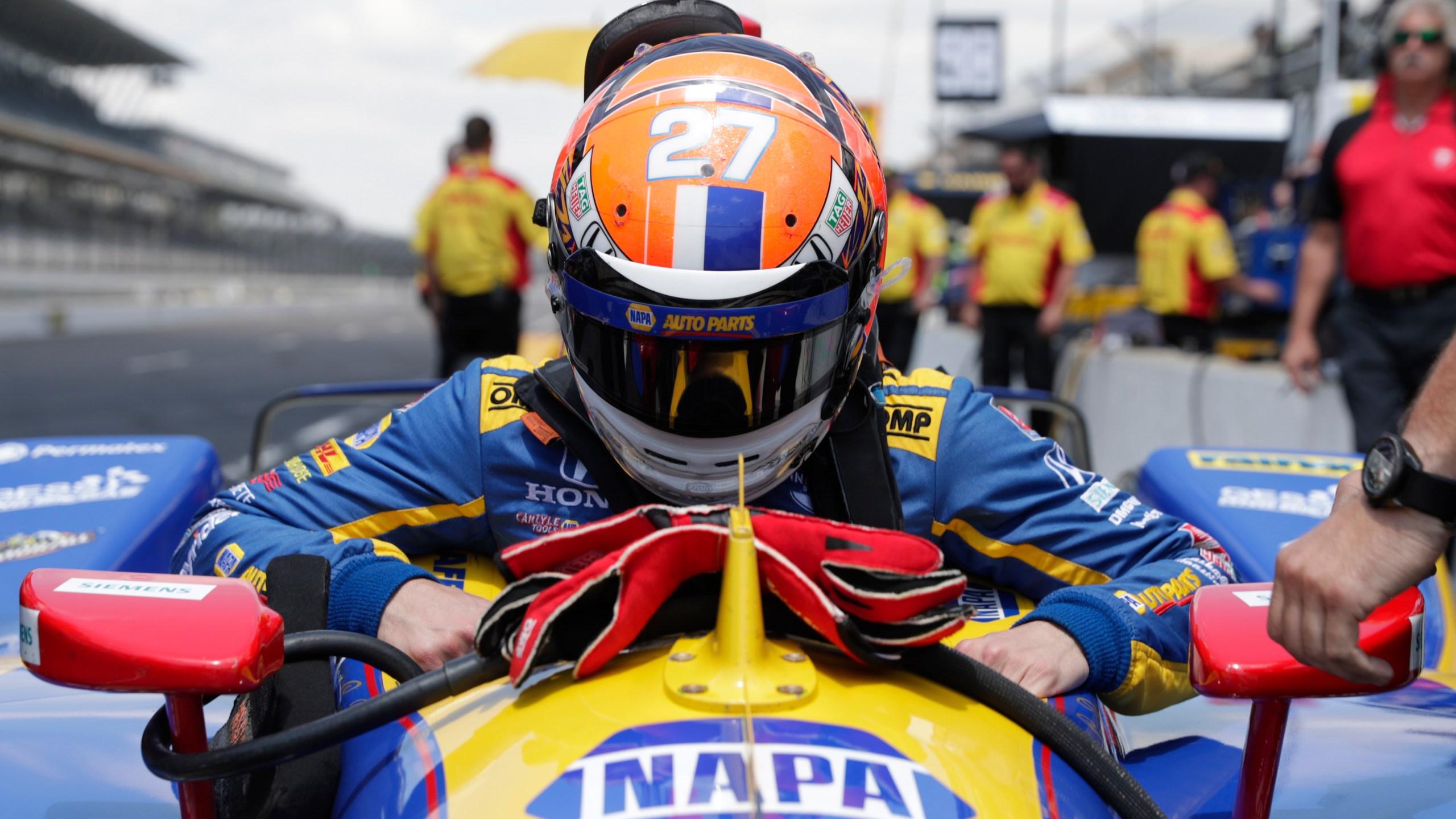 IndyCar Indy 500 Auto Racing_1557961236245