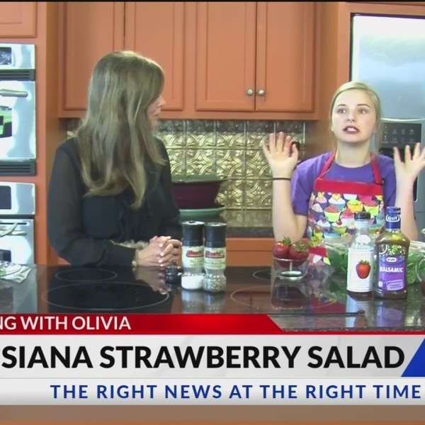 Cooking with Olivia 5/15/19