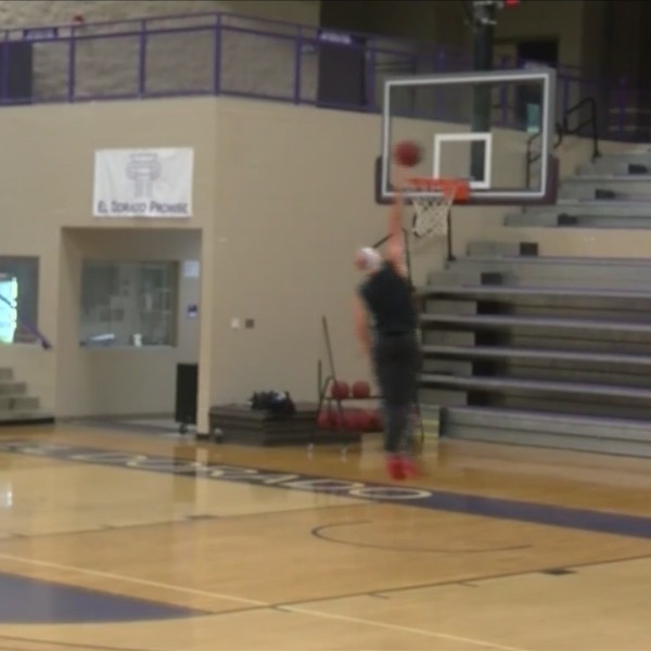 SouthArk basketball holds tryout