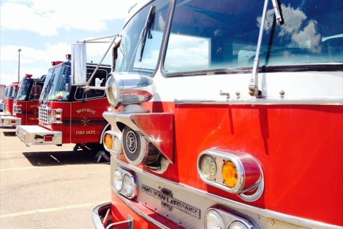 monroe fire department equipment_8194710716618525041
