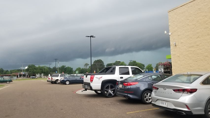 Send your storm damage photos to KTVE/KARD