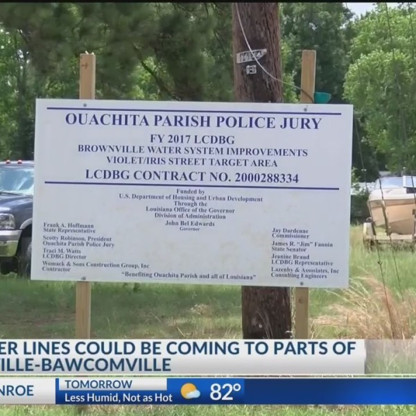 Brownsville-Bawcomville could be seeing more repairs to their water pipes