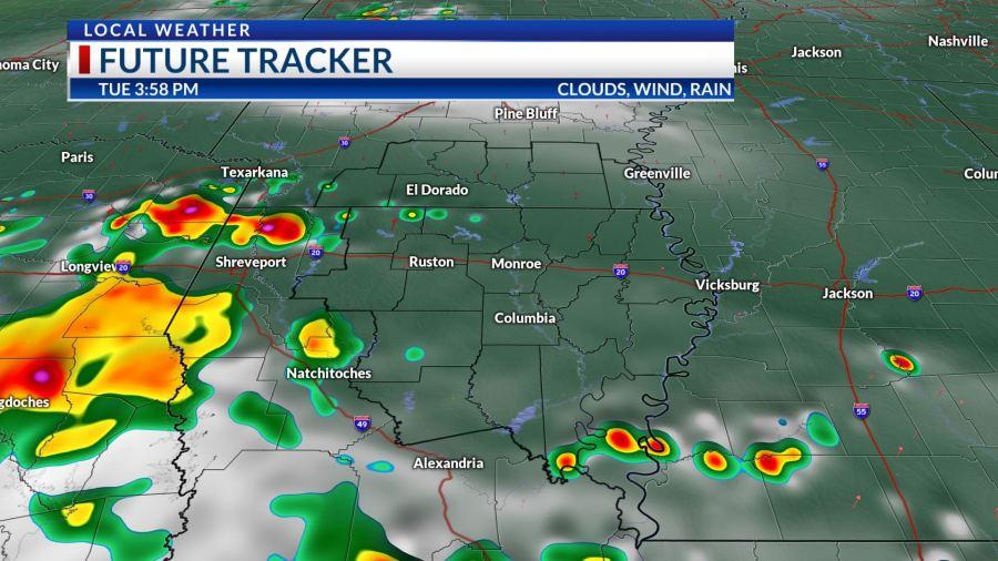Evening Forecast: Monday, June 24th | KTVE