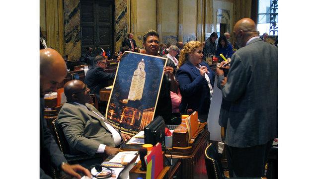 Louisiana Session Ends_1559822058528