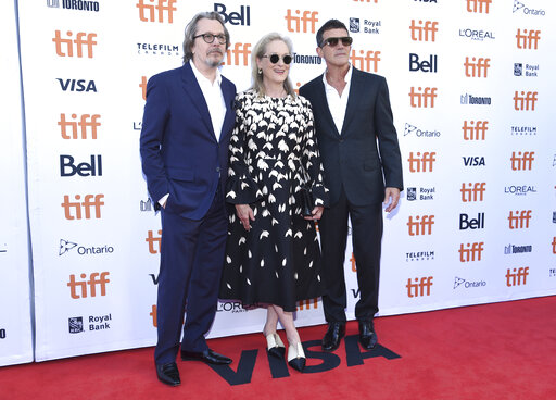 Gary Oldman, Meryl Streep, Antonio Banderas