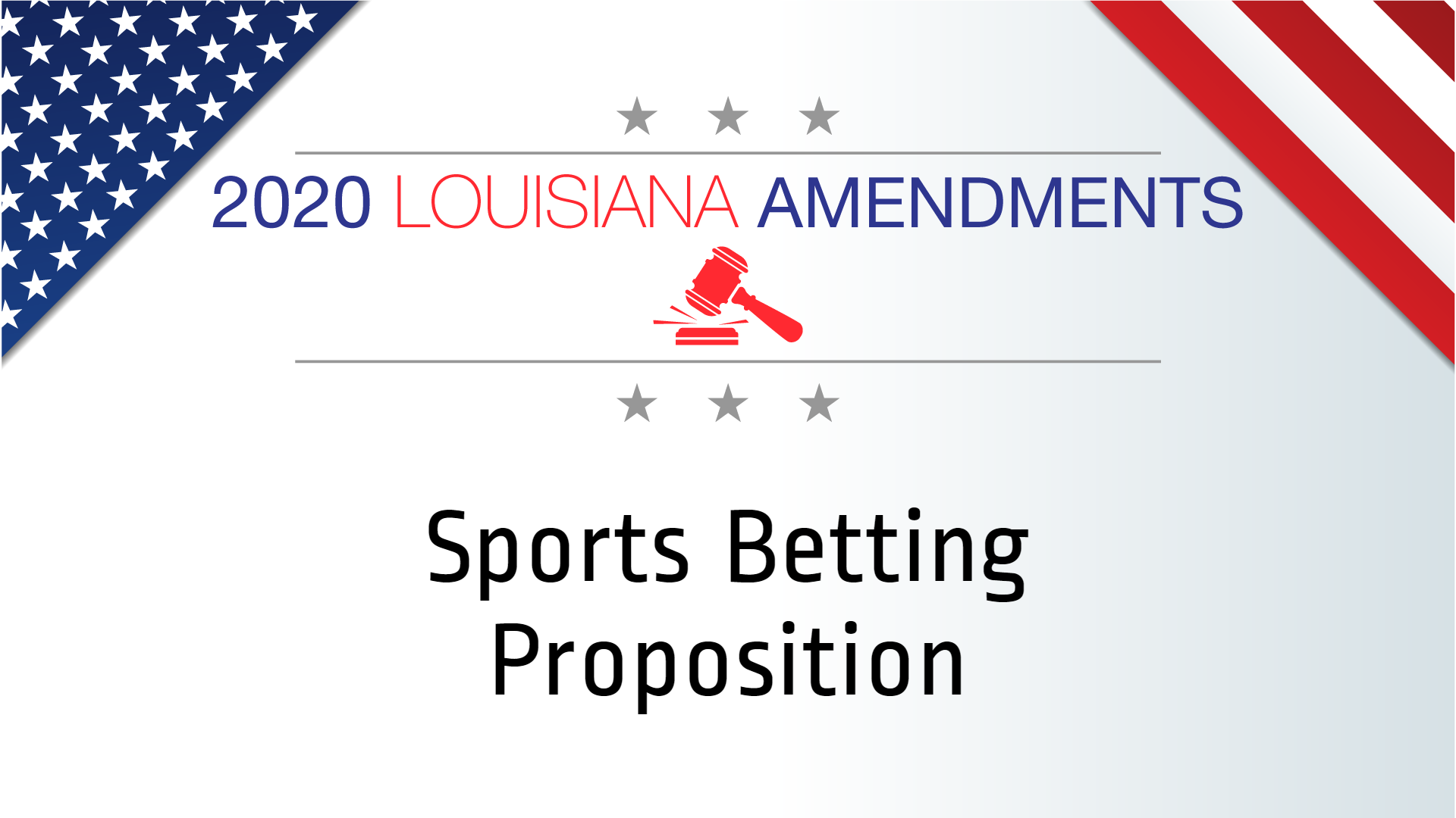 should louisiana legalize sports betting