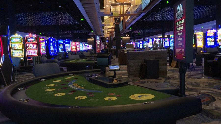 Pine Bluff Casino Location