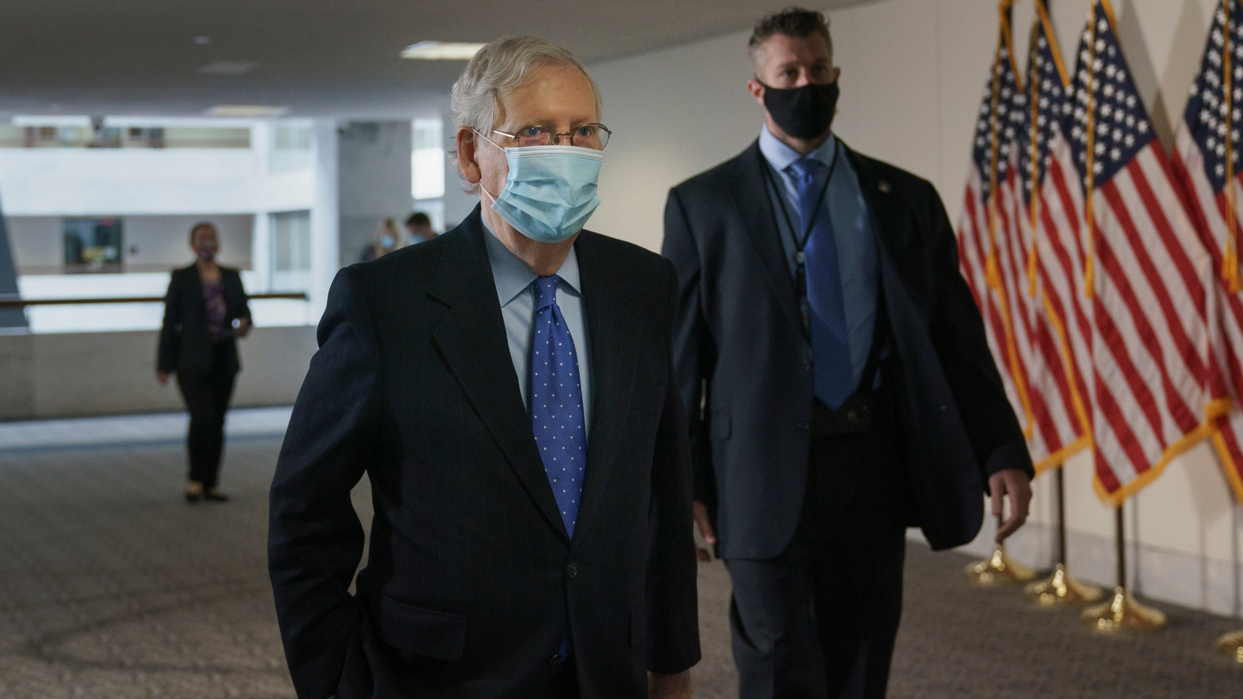 Problems With His Health Mcconnell Says Of Course Not Ktve Myarklamiss Com