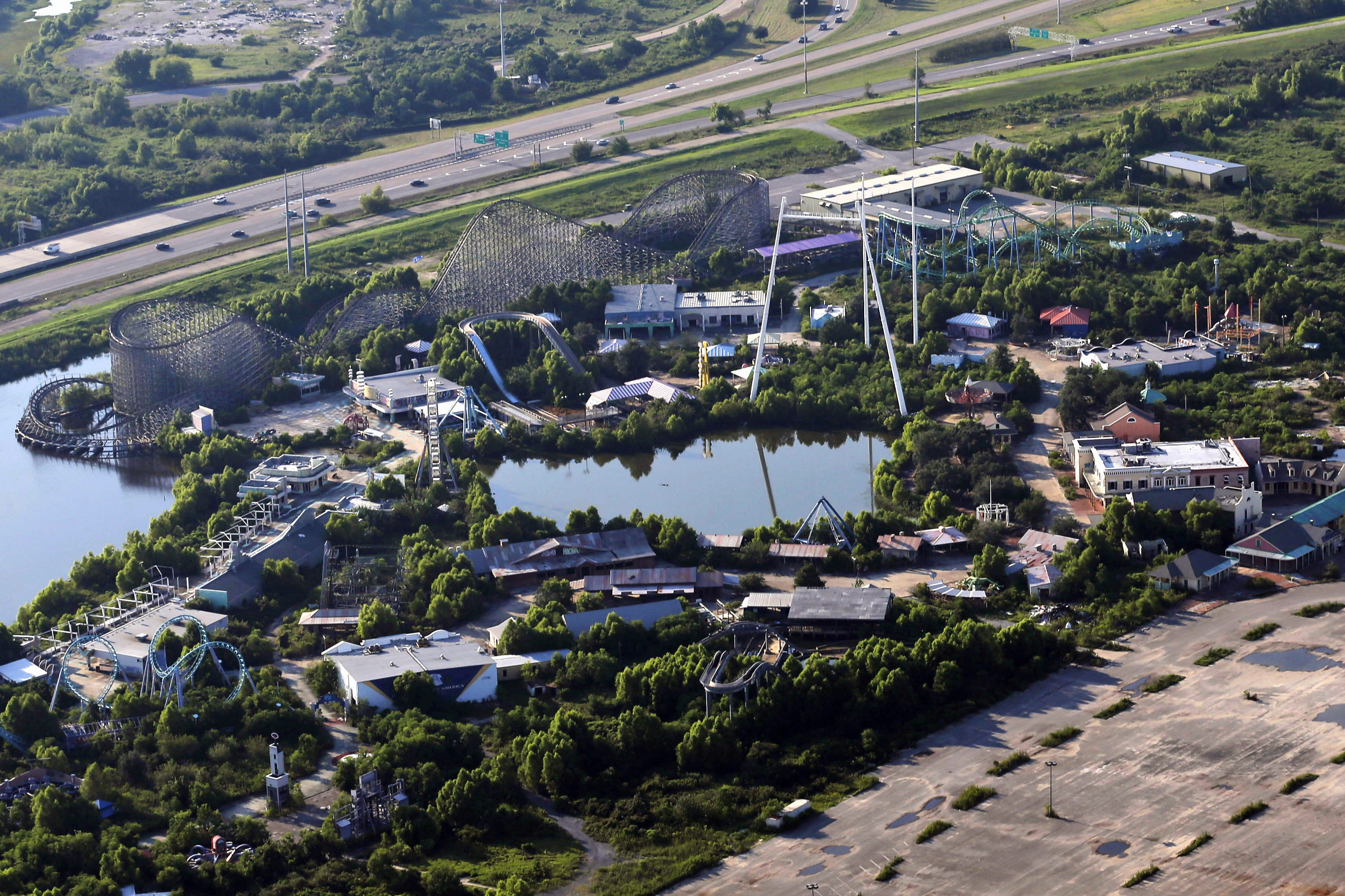 Officials Seek Developer For Abandoned Louisiana Theme Park Ktve Myarklamiss Com