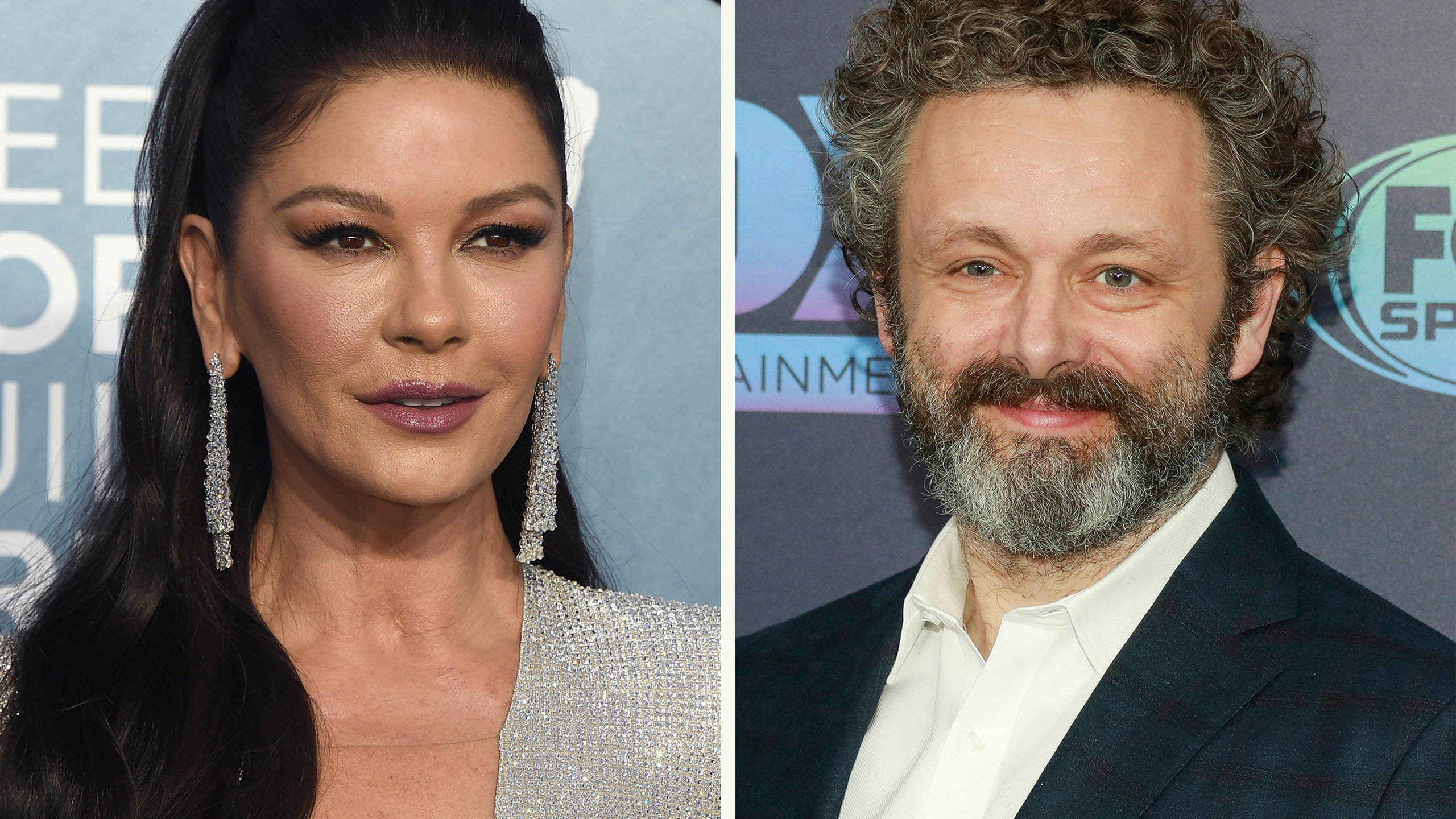 Catherine Zeta-Jones, Michael Sheen