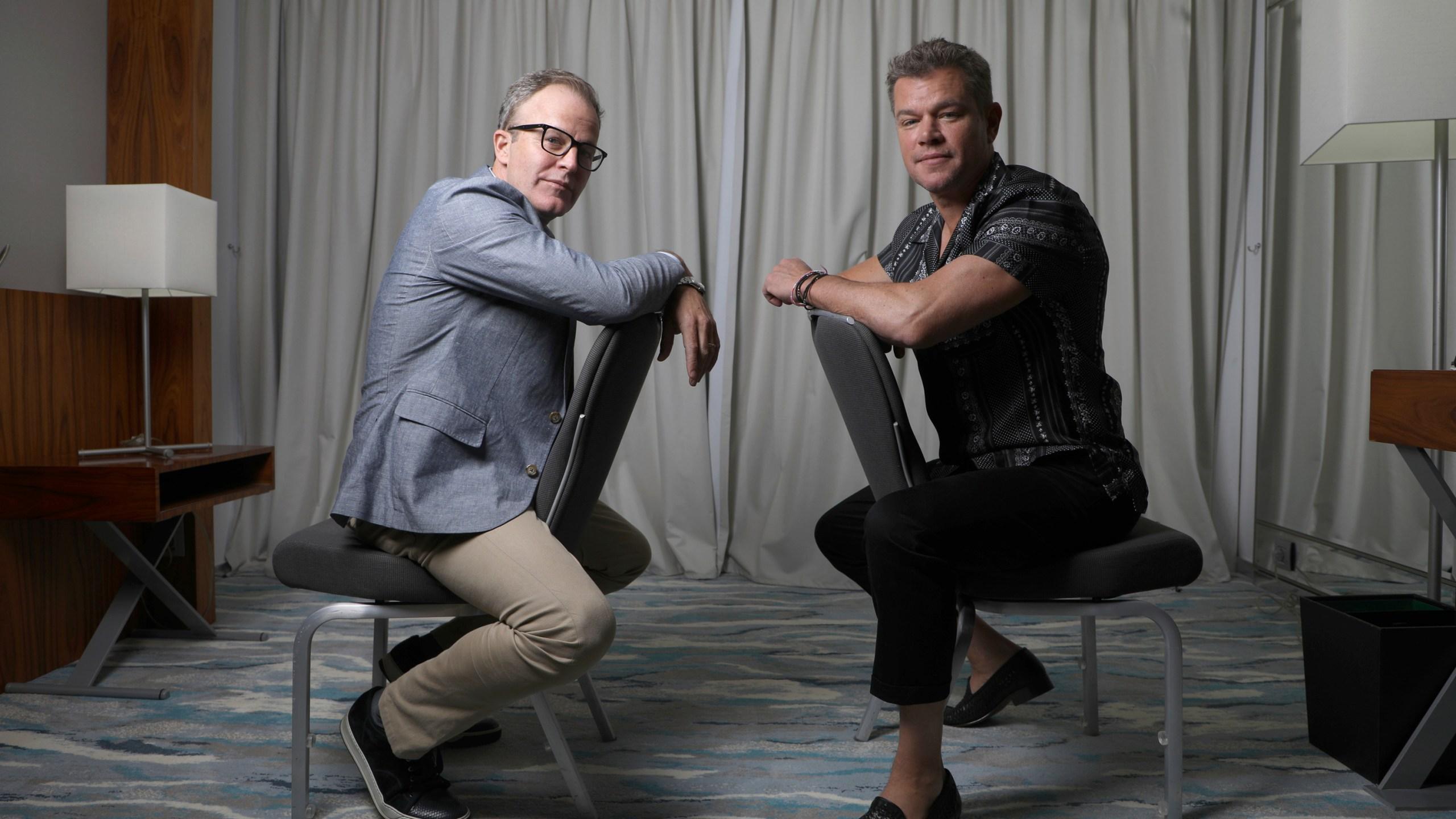 Tom McCarthy, Matt Damon
